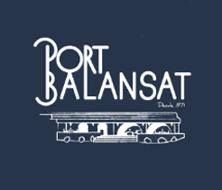 Restaurant Port Balansat Logo Footer
